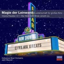Hollywood Bowl Orchestra - Magie der Leinwand /Leidenschaft für großes Kino, CD