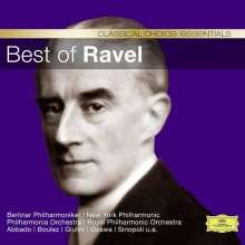 Maurice Ravel (1875-1937): Best of Ravel, CD