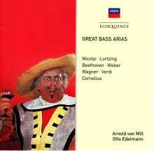 Great Bass Arias, CD
