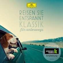 """DGG-Sampler """"Reisen Sie entspannt - Klassik für unterwegs"""", 2 CDs"""