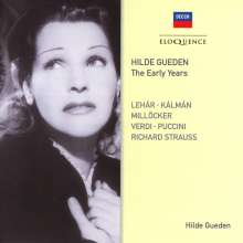 Hilde Güden - The Early Years, CD