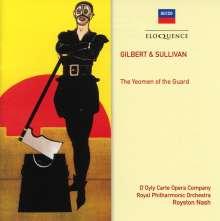 Arthur Sullivan (1842-1900): The Yeomen of the Guard, 2 CDs