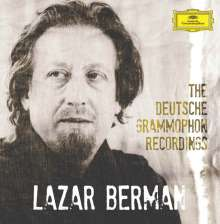 Lazar Berman - The Deutsche Grammophon Recordings, 10 CDs