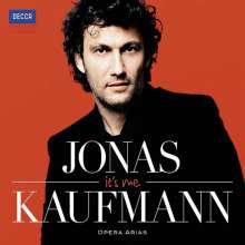 Jonas Kaufmann - It's me (Opera Arias), 4 CDs