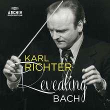 Karl Richter - Revealing Bach, 18 CDs