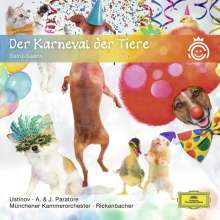 Classical Choice Kids - Saint-Saens: Der Karneval der Tiere, CD