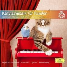Classical Choice Kids - Klaviermusik für Kinder, CD