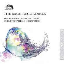 Johann Sebastian Bach (1685-1750): Christopher Hogwood - The Bach Recordings, 20 CDs