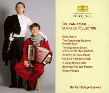 The Cambridge Buskers Collection, 4 CDs