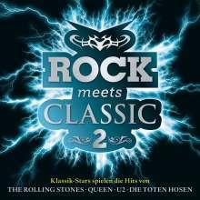 Rock Meets Classic 2, 2 CDs