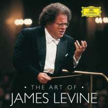 James Levine - The Art of, 23 CDs