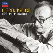 Alfred Brendel - Concerto Recordings, 18 CDs