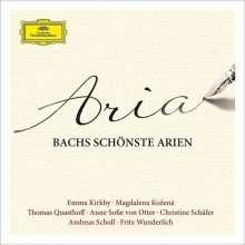 Johann Sebastian Bach (1685-1750): Aria - Bachs schönste Arien, CD