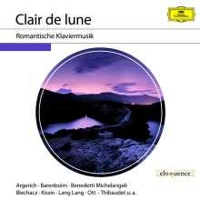 Clair de lune - Romantische Klaviermusik, CD