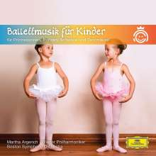 Classical Choice Kids - Ballettmusik für Kinder, CD