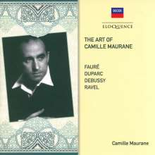 Camille Maurane - The Art of Camille Maurane, 2 CDs