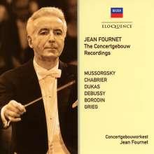 Jean Fournet - The Concertgebouw Recordings, CD