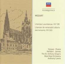 Wolfgang Amadeus Mozart (1756-1791): Litaniae Lauretanae KV 195, CD