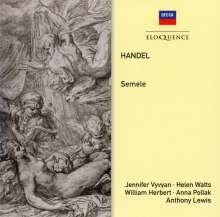 Georg Friedrich Händel (1685-1759): Semele, CD