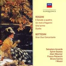 Gioacchino Rossini (1792-1868): Streichersonaten Nr.1-6, 2 CDs