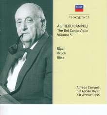 Alfredo Campoli - The Bel Canto Violin Vol.5, 2 CDs