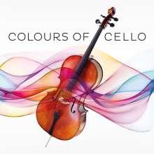 Colors of Cello (Klassik Radio), 2 CDs