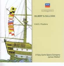 Arthur Sullivan (1842-1900): HMS Pinafore, CD