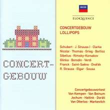 Concertgebouw Orchestra - Concertgebouw Lollipops, 2 CDs
