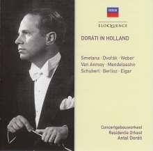 Antal Dorati in Holland, 2 CDs