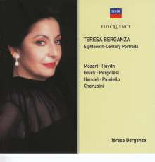 Teresa Berganza - Eighteenth-Century Portraits, 2 CDs