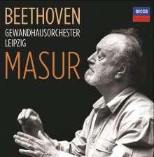 Ludwig van Beethoven (1770-1827): Symphonien Nr.1-9, 8 CDs