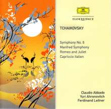 Peter Iljitsch Tschaikowsky (1840-1893): Symphonie Nr.6, 2 CDs