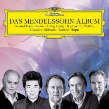 Excellence - Das Mendelssohn-Album, CD