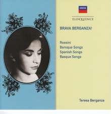 Teresa Berganza - Brava Berganza!, 2 CDs