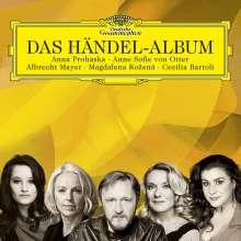 Excellence - Das Händel-Album, CD