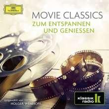 Movie Classics zum Entspannen und Geniesen (Klassik Radio), 2 CDs