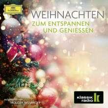 Weihnachten zum Entspannen und Geniessen (KlassikRadio), 2 CDs