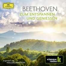 Ludwig van Beethoven (1770-1827): Beethoven zum Entspannen und Geniessen (KlassikRadio), 2 CDs