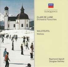 New Symphony Orchestra of London - Clair de Lune, 2 CDs