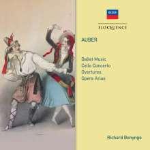 Daniel-Francois-Esprit Auber (1782-1871): Cellokonzert Nr.1, 2 CDs
