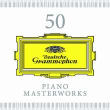 50 Piano Masterworks, 3 CDs