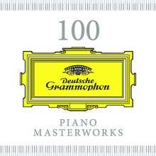 100 Piano Masterworks, 5 CDs