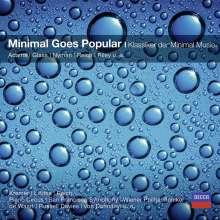 Minimal Goes Popoular, CD