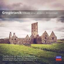 Gregorianik - Musik einer anderen Wirklichkeit, CD