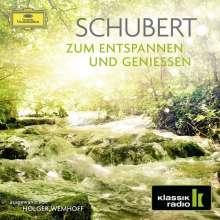Franz Schubert (1797-1828): Schubert zum Entspannen und Geniessen (Klassik Radio), 2 CDs