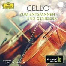 Cello zum Entspannen und Geniessen (Klassik Radio), 2 CDs