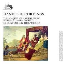 Georg Friedrich Händel (1685-1759): Christopher Hogwood - Händel Recordings, 22 CDs