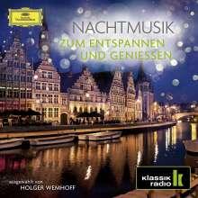 Nachtmusik zum Entspannen und Geniessen (Klassik Radio), 2 CDs