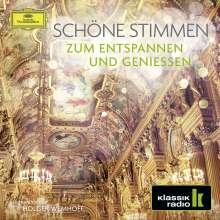 Schöne Stimmen (Klassik Radio), 2 CDs