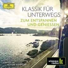 Klassik für unterwegs (Klassik Radio), 2 CDs